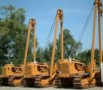 pipelayer equipment