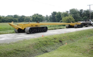 challenger pipe trailer